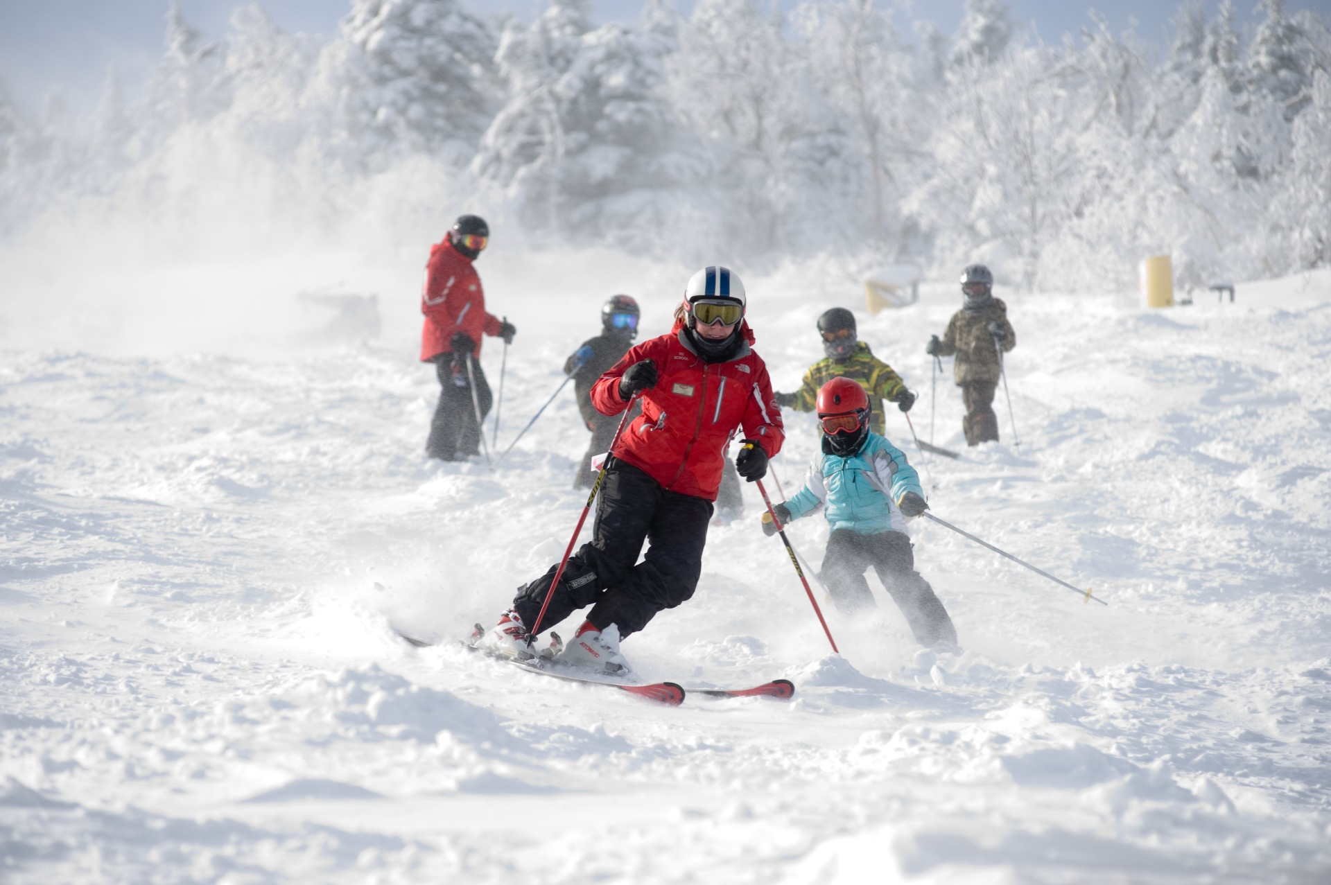 SkiSchool_©Hubert Schriebl