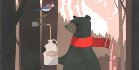 Bear tapping