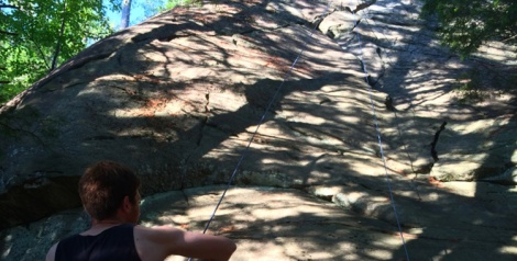 climbing slider