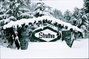 Original Stratton Sign