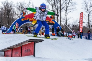 Kids as young as 12 years old competed in the VT Open this March.