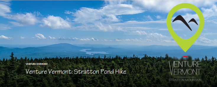 stratton pond hike