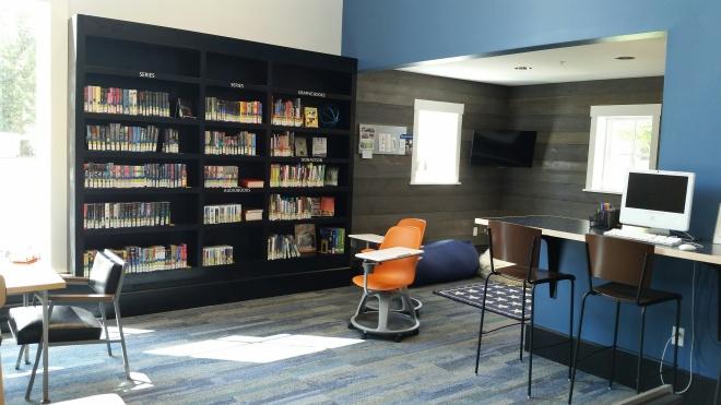 Manchester Library - YA Lounge II