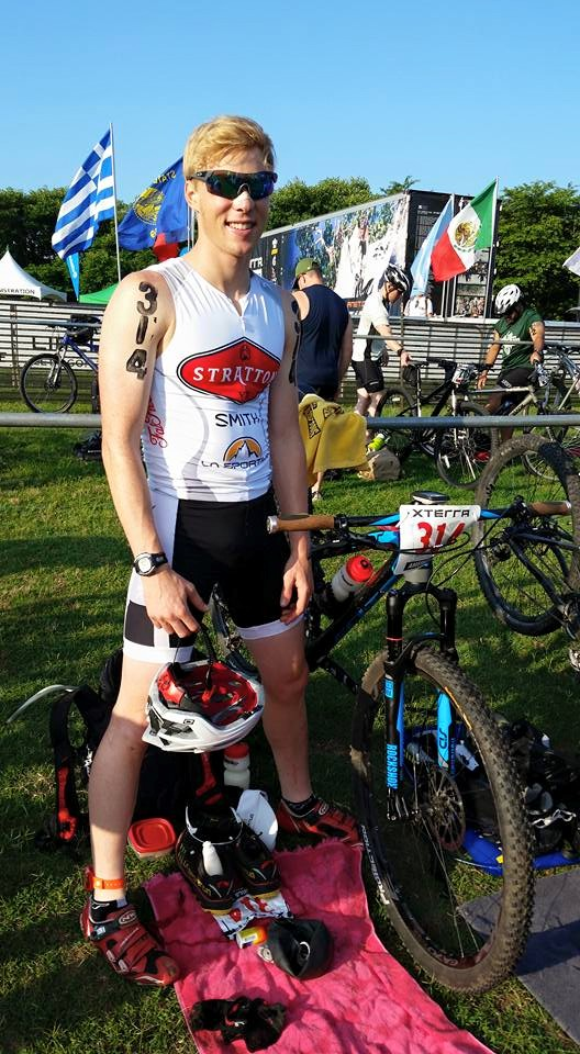stratton triathalon