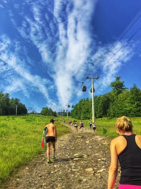 stratton hiking