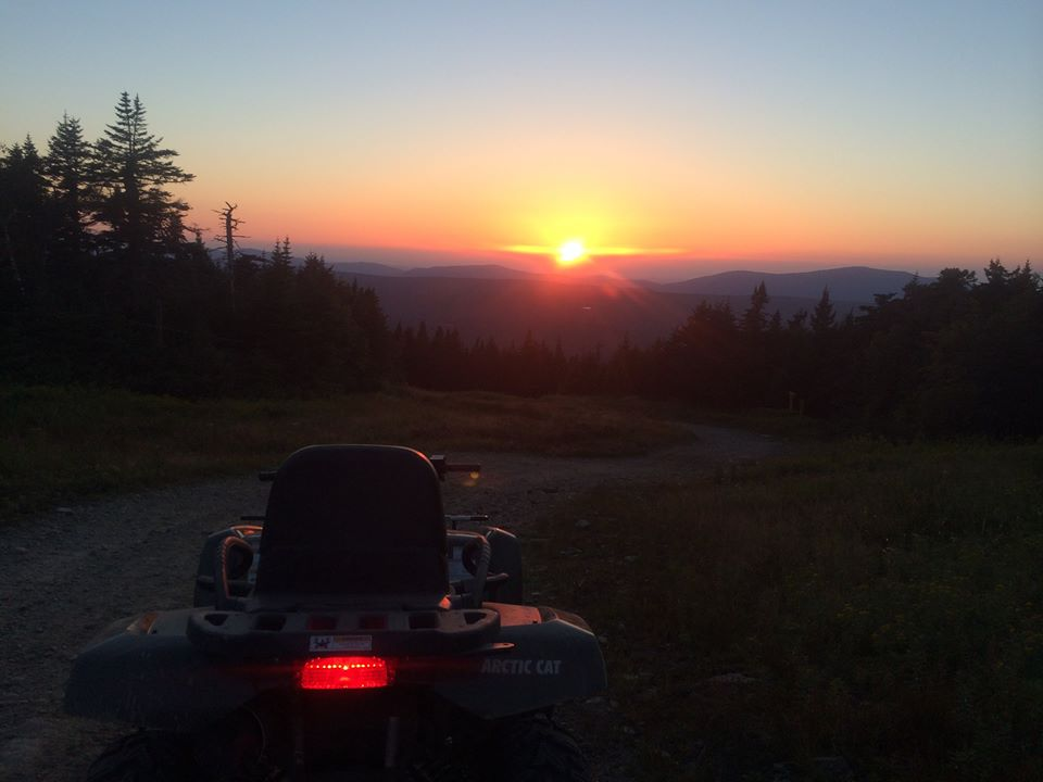 Take a Stratton Adventures sunset tour for amazing views! Photo Credit: Stratton Adventures Facebook.
